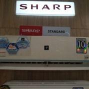 AC Sharp 1/2 Pk Bisa Dicicil Dengan Angsuran Ringan (28969548) di Kota Bekasi