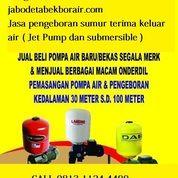Jasa Pembuatan Sumur Bor - Sumur Jet Pump - Sumur Bor Satelit (28971767) di Kota Jakarta Timur
