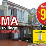 Paramount Gading Serpong Cluster Zuma Malibu Village I (28971975) di Kab. Tangerang