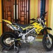 Kawasaki KLX 150 Kuning (28973279) di Kota Tangerang