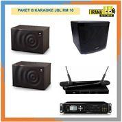 PAKET B KARAOKE JBL RM 10 (28973445) di Kota Bekasi