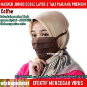 Masker Wajah Kain Tali Jumbo (28973535) di Kota Jakarta Timur