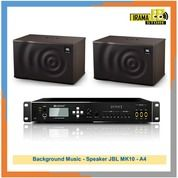 Background Music - Speaker JBL MK10 - A4 (28973924) di Kota Bekasi