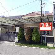 SIAP HUNI Rumah TERAWAT Pantai Mentari NO BANJIR Ada 5AC (28974163) di Kota Surabaya