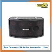 Bose Panaray 802 IV Outdoor Loudspeaker - Hitam (28977025) di Kota Bekasi