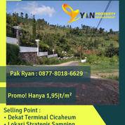 Ambilah Tanah Kapling Jatihandap Hny 2,25jt Tanpa Bunga (28981415) di Kab. Bandung