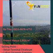 Belilah Kavling Jatihandap Hny 2,2jt-An Cash Keras (28981423) di Kota Bandung