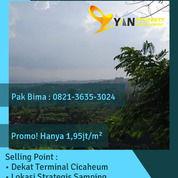 Dapatkan Tanah Kapling Jatihandap Hny 2,2jt-An Cash Keras (28981425) di Kota Cimahi