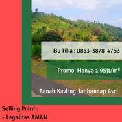 Belilah Tanah Jatihandap Hny 2,25jt Tanpa Bunga (28981457) di Kota Jakarta Pusat