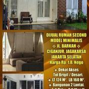 Rumah Second Murah Di Ciganjur Jagakarsa Jakarta Selatan (28986506) di Kota Jakarta Selatan
