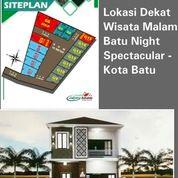 Rumah Syariah Area Wisata Kota Batu Malang (SHM) (28989316) di Kota Batu
