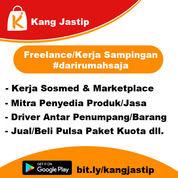 Kerja Sampingan Sosmed & Markeplace Kangpulsa / Freelancer Kangjastip Tanpa Modal Pendaftaran Gratis (28990858) di Kota Jakarta Timur