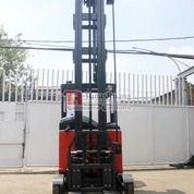 Forklift Teleskopik Double Deep Linde 2 Ton (28991025) di Kota Jakarta Utara
