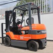 Forklift Elektrik Toyota 2.5 Ton Bekas (CBE) 3 M (28991739) di Kota Jakarta Utara