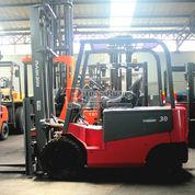 Forklift Nichiyu Elektrik Counter Balance (28991790) di Kota Jakarta Utara