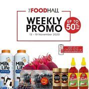 The Food Hall Weekly Promo November Up To 50% Off (28992518) di Kota Jakarta Selatan