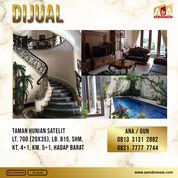 RUMAH MEWAH ADA KOLAM RENANG TAMAN HUNIAN SATELIT (28997573) di Kota Surabaya
