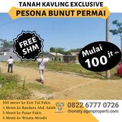 Tanah Kavling Strategis Dekat Exit Tol Pakis (29000042) di Kab. Malang