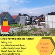 Dapatkan Sekarang Juga Kapling Kolmas Hny 2,25jt-An (29003104) di Kota Bandung