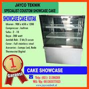 Cake Showcase Etalase Kue (29005091) di Kota Bekasi