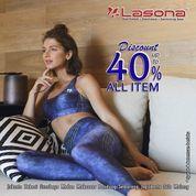 Lasona Diskon Up To 40% All Item (29005942) di Kota Jakarta Selatan