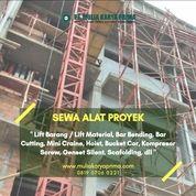 Alat Proyek Sulawesi Tengah (29008002) di Kab. Toli Toli
