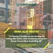 Alat Proyek Sulawesi Selatan (29008045) di Kab. Enrekang