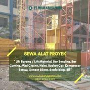 Alat Proyek Papua Barat (29008152) di Kab. Sorong Selatan