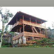 Rumah Kayu Bongkar Pasang I (29012328) di Kota Batu