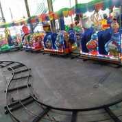 Odong Odong Rel Bawah Kereta Lantai Naruto EK (29013816) di Kab. Nganjuk