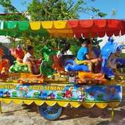 Odong Odong EK Animal Kereta Kartun Termurah Se Indonesia (29013826) di Kab. Bintan