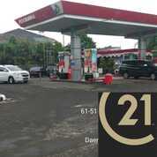 TANAH DAN SPBU Pinggir Jalan Raya Di Jakarta Selatan (29014139) di Kota Jakarta Selatan