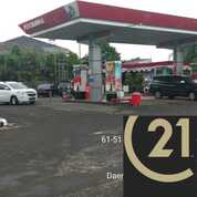 SPBU DAN TANAH Lokasi Bagus Pinggir Jalan Di Jakarta Selatan (29014282) di Kota Jakarta Selatan