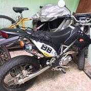 Kawasaki KLX 150L Modif Supermoto (29015633) di Kab. Bengkulu Selatan