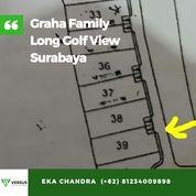 Graha Family Kavling Golf View Citraland Pakuwon Darmo Mayjend Dian Istana Wiyung Royal (29017183) di Kota Surabaya