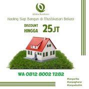 Rumah Bekasi 300 Jutaan Bebas Banjir Dekat Pintu Tol Dan Stasiun LRT (29017847) di Kota Bekasi