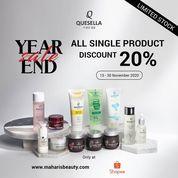 Quesella Official Year End Sale 20% Off (29018639) di Kota Jakarta Selatan