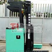 Forklift SHINKO 1.8 Ton Sumitomo Elektrik Reach Truck (29020145) di Kota Jakarta Utara
