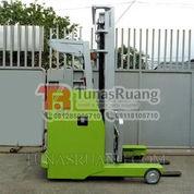 Forklift Shinko 2 Ton Reach Truck Bekas Elektrik - Baterai (29020428) di Kota Jakarta Utara