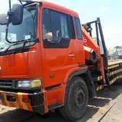 Truck Crane Hino Tahun 2012 Kapasitas 9,5 Ton (29023036) di Kota Jakarta Timur