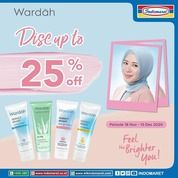 Indomaret Special Sale up to 25% and up to 38% only at Indomaret. (29023799) di Kota Jakarta Selatan