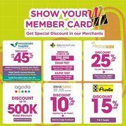 Watsons Promo Member Card #JADIMEMBERPASTIUNTUNG (29023801) di Kota Jakarta Selatan