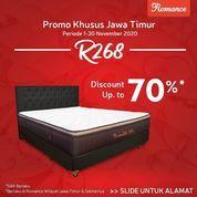 Romance Springbed Promo Khusus Jawa Timur (29023927) di Kota Jakarta Selatan
