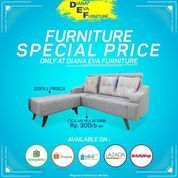 Diana Eva Furniture Special Price Sofa Frisca (29023929) di Kota Jakarta Selatan