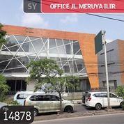Office Jl. Meruya Ilir, Srengseng, Jakarta Barat, 690m, 3 Lt, SHM (29024928) di Kota Jakarta Barat