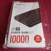 10000mAh Fast Charging 12W Powerbank/Power Bank MOFIT M11 SEGEL (29026324) di Kota Jakarta Barat