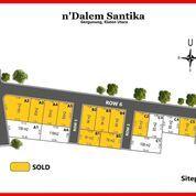 Rumah 2 Lantai Siap Bangun Tengah Kota Klaten Legalitas SHM (29026489) di Kab. Klaten