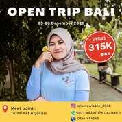 OPEN TRIP BALI (Melupakan Mantan) (29027034) di Kota Malang