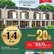 Rumah Indent Cluster Shinano Di JGC, Jakarta Garden City (29027697) di Kota Jakarta Timur