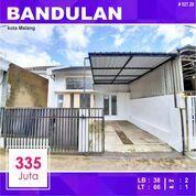Rumah Murah Luas 66 Di Bandulan Kota Malang _ 527.20 (29029680) di Kota Malang
